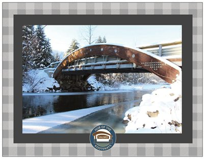 Salmo Photo Postcard – Bridge