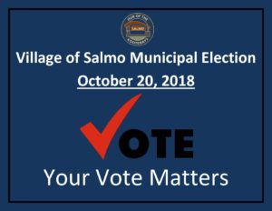 2018 election candidates village of salmo