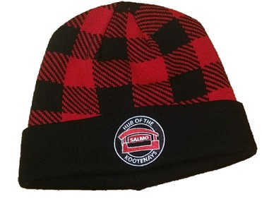 SDJ Plaid Toque